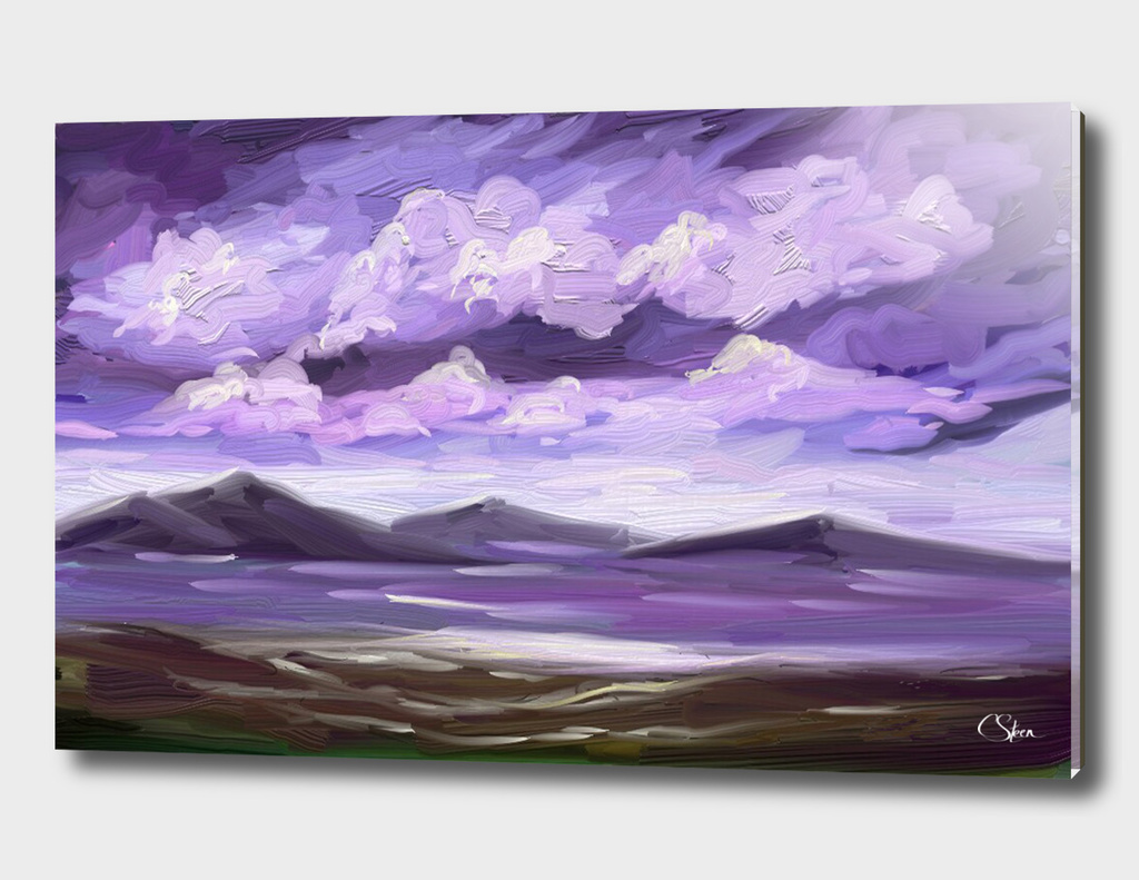 Purple Mountains Majesty DPAR170414g