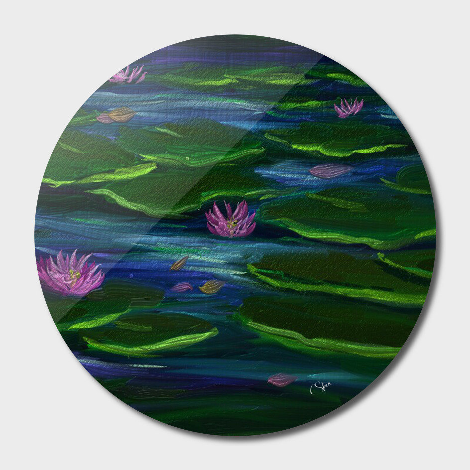 Waterlilies DPAR170720f