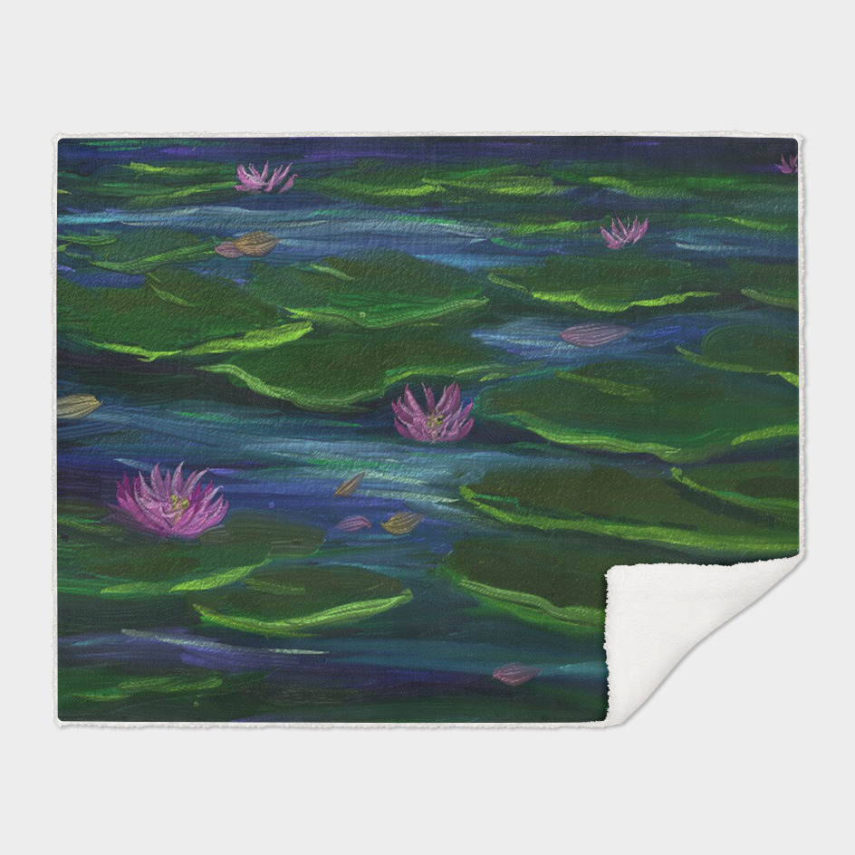 Waterlilies DPAR170720f