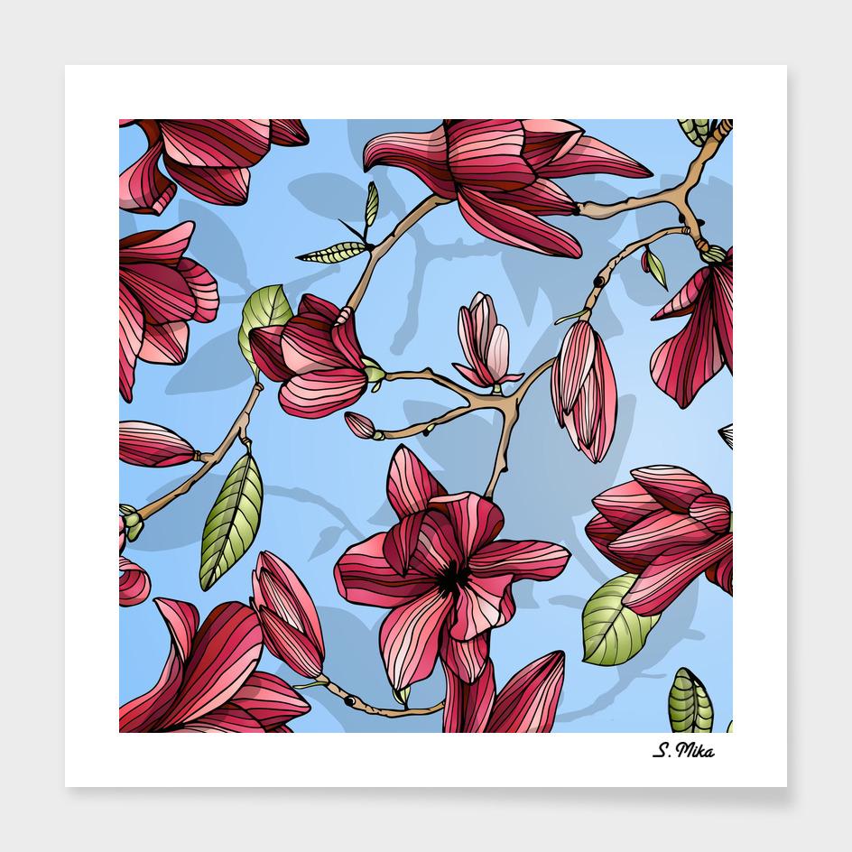 Floral Patterned