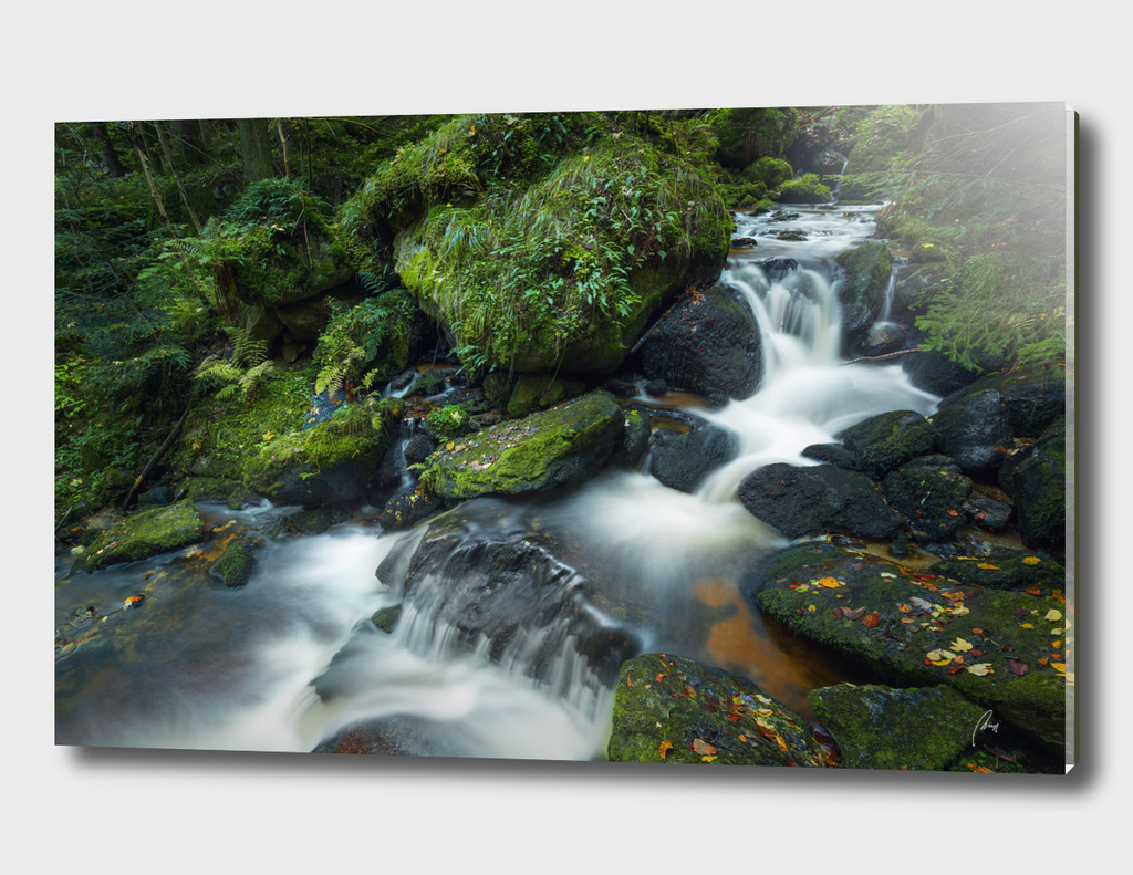 Yspertal Creek