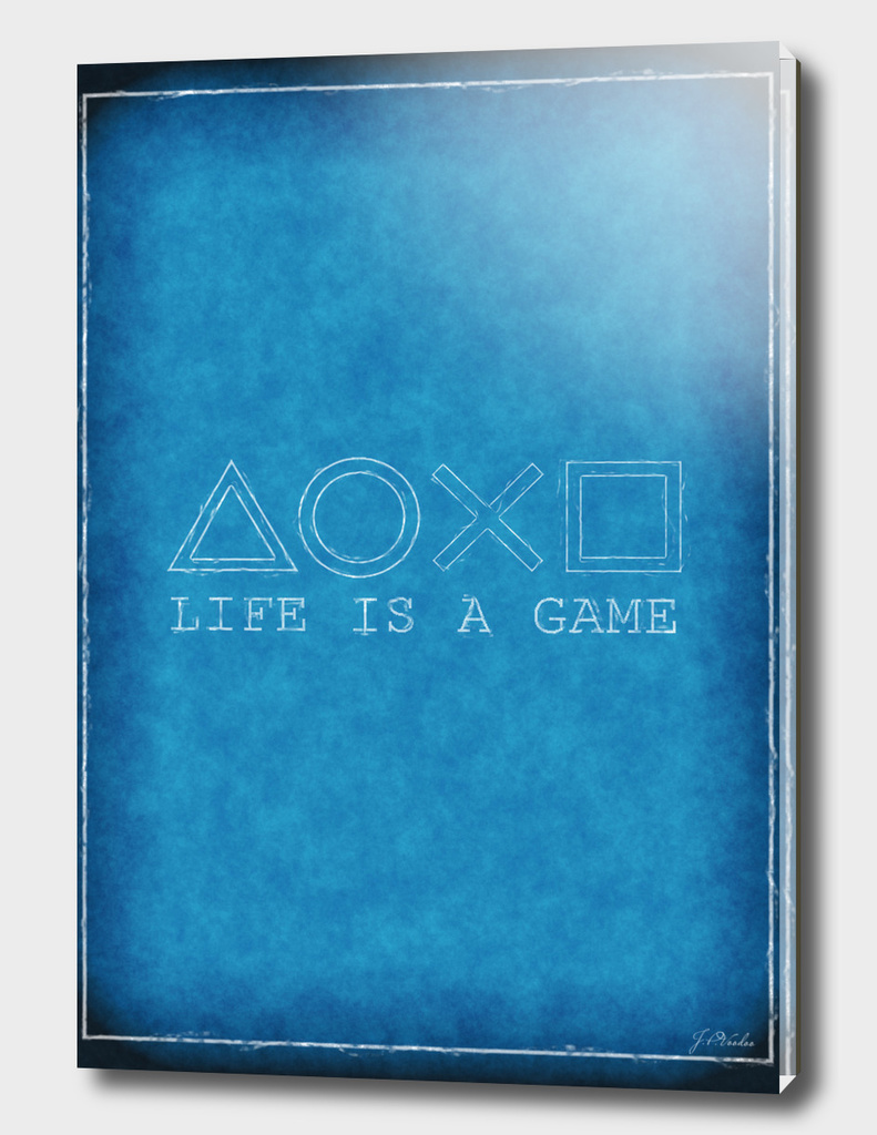 PlayStation - Life Is A Game