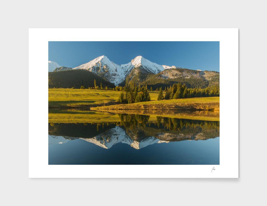 Tatra Reflection