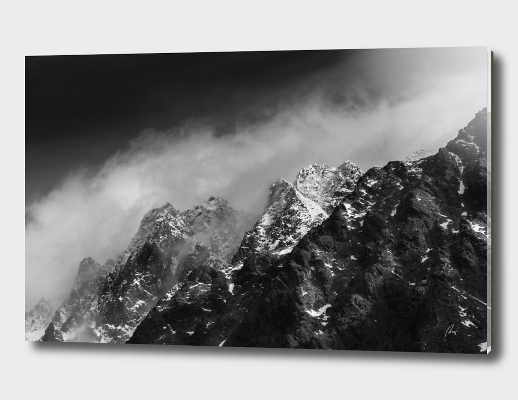 Tatra Winter Storm