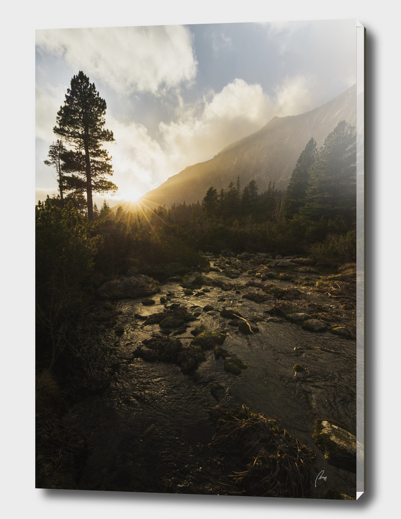 Tatra Sunset
