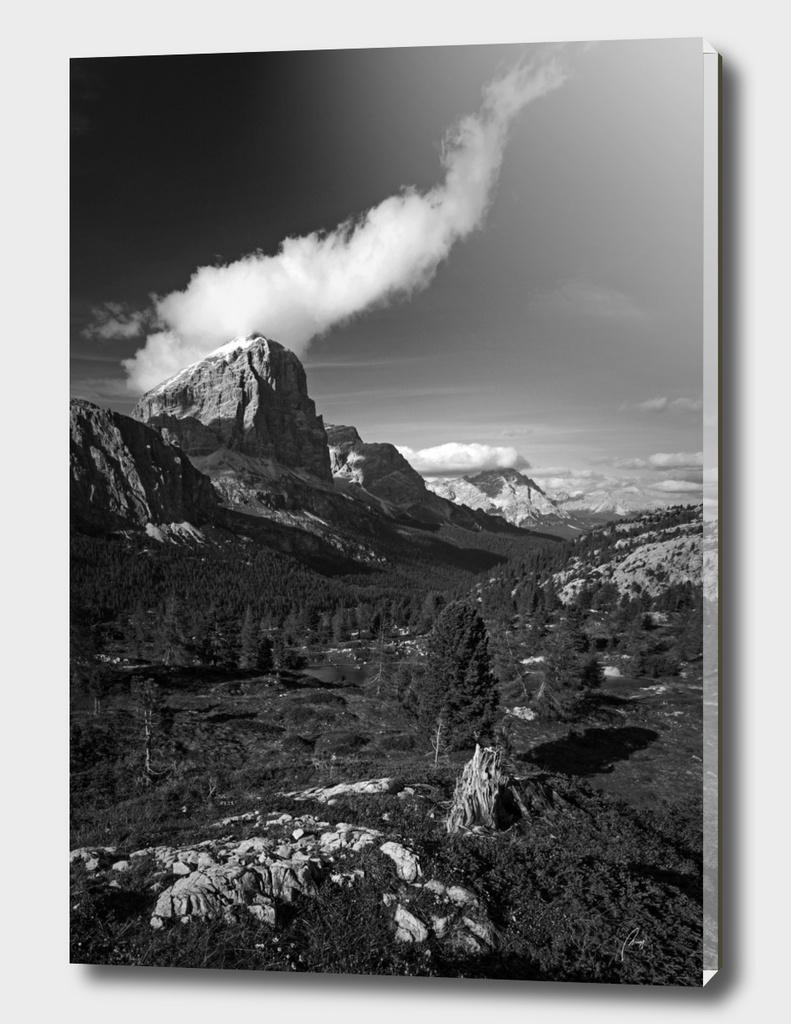 Dolomites Valley