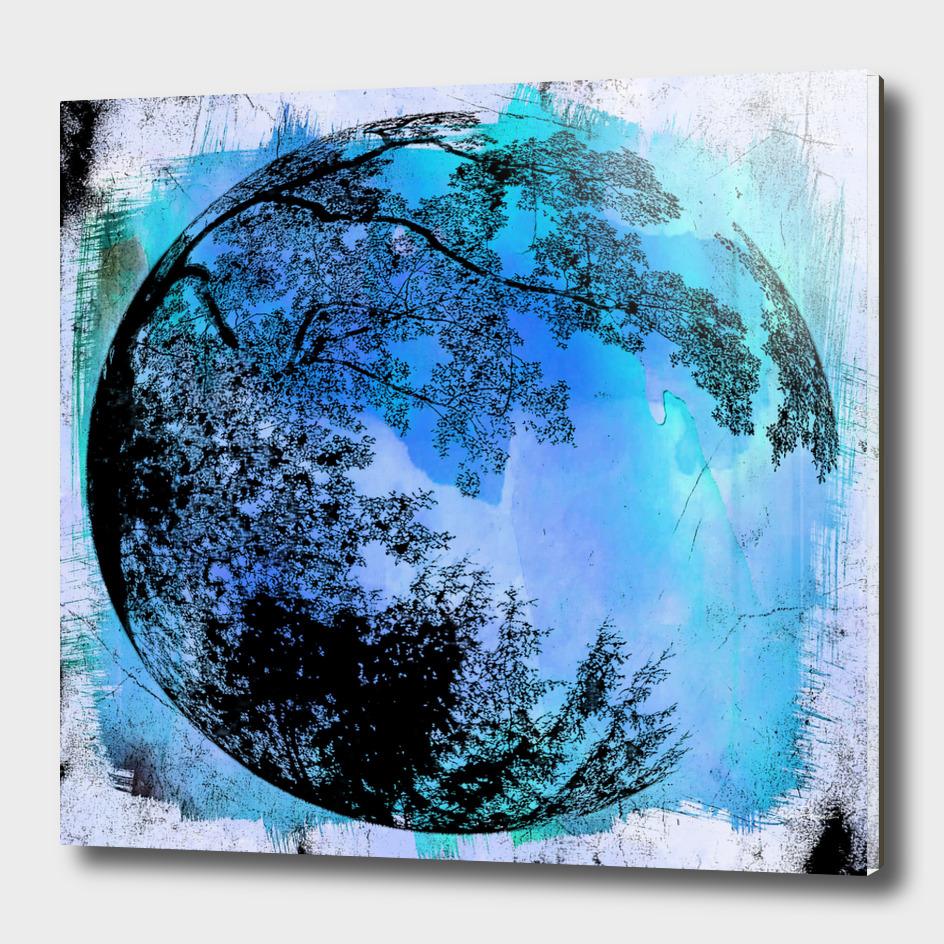Blue Nature by Lika Ramati