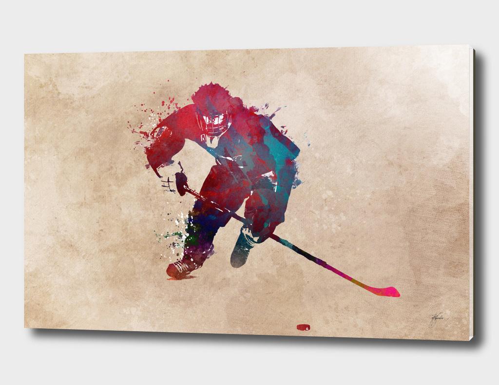 hockey player 1