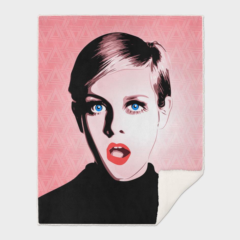 Twiggy | Pop Art