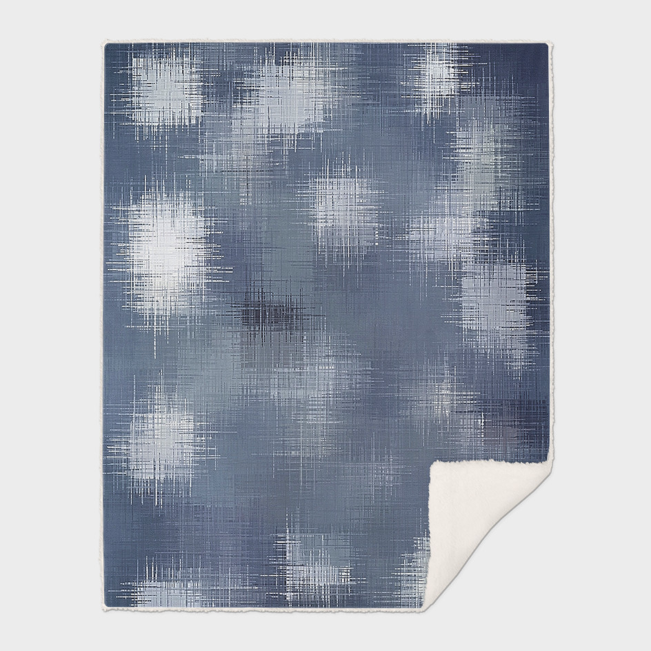 blue grey black and white painting abstract background