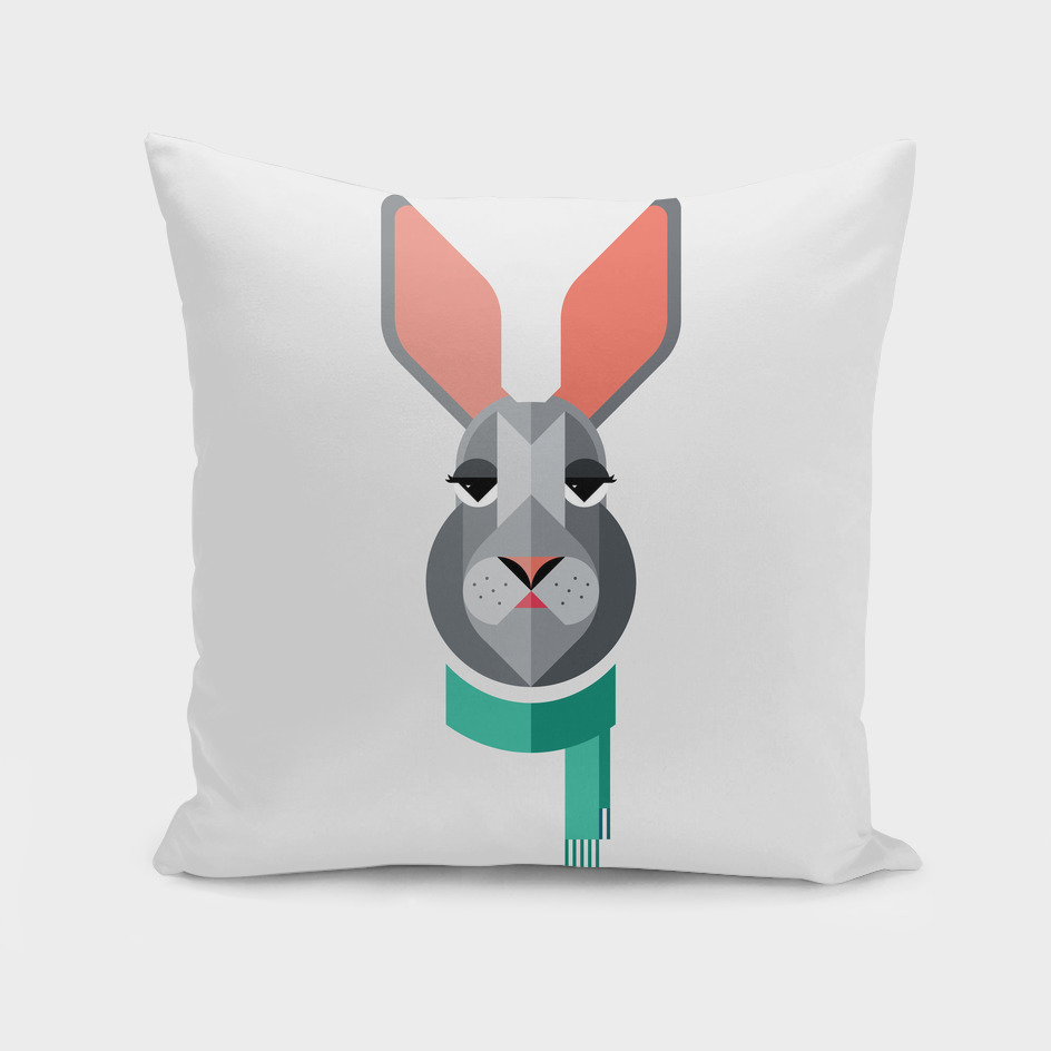 Jackrabbit Illustration