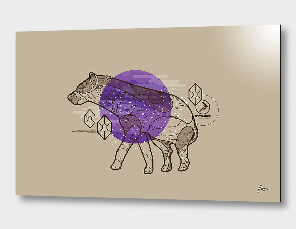 In the Forest Where You Sleep, Hyena Minimal
