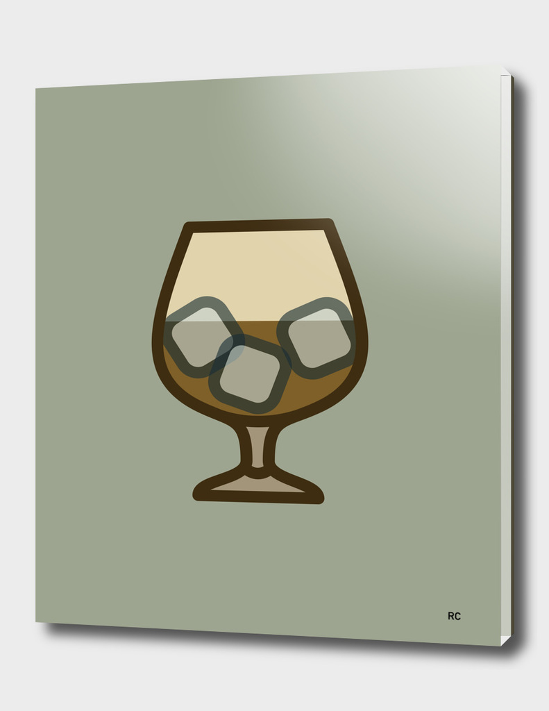 Liquor - Icon Prints: Drinks Series