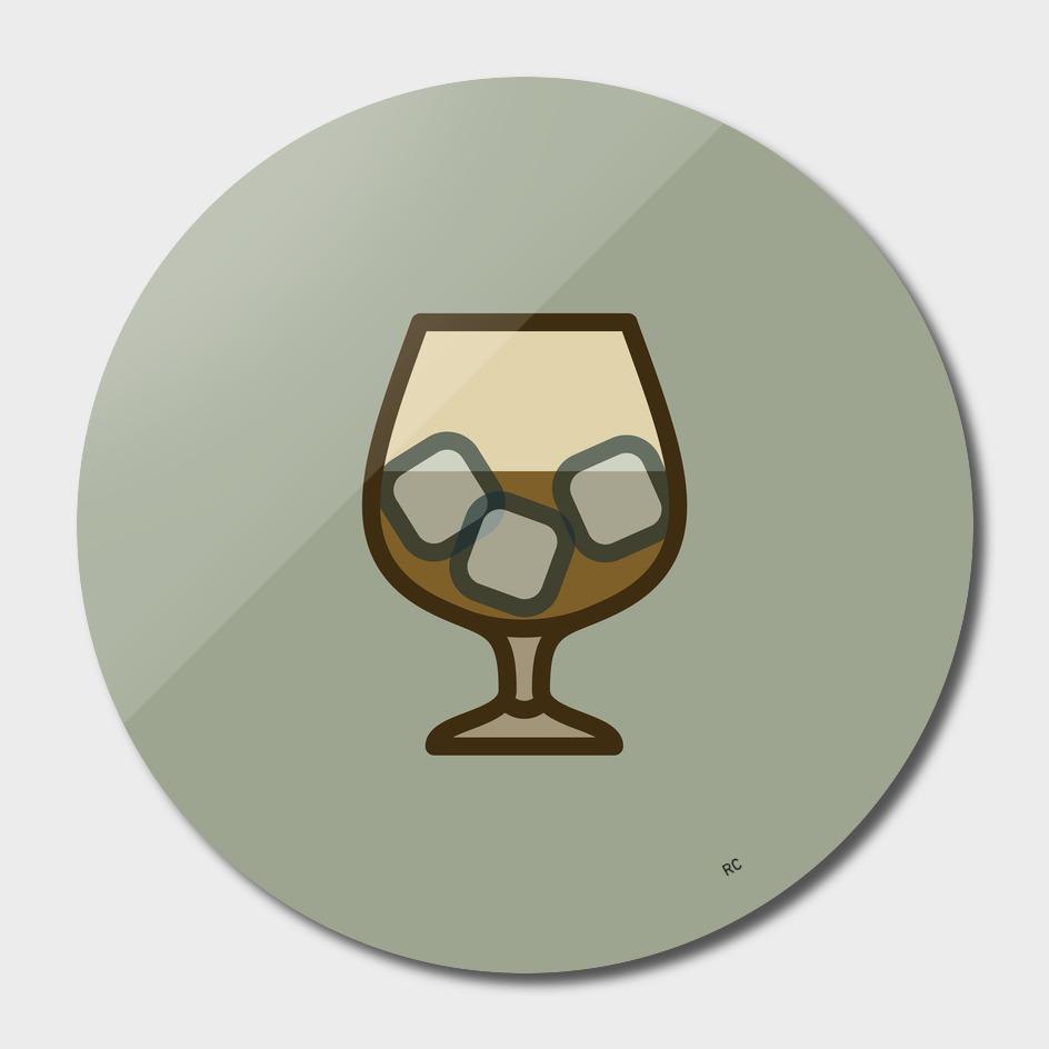 Liquor - Icon Prints: Drinks Series