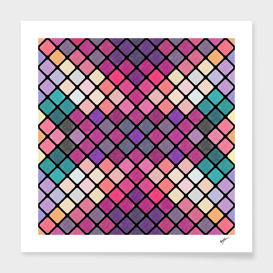 Lovely geometric #12
