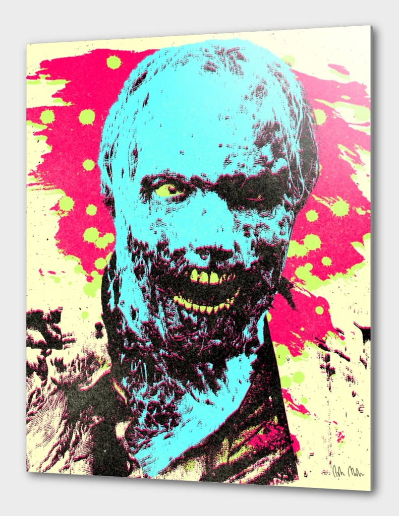Pop Zombie