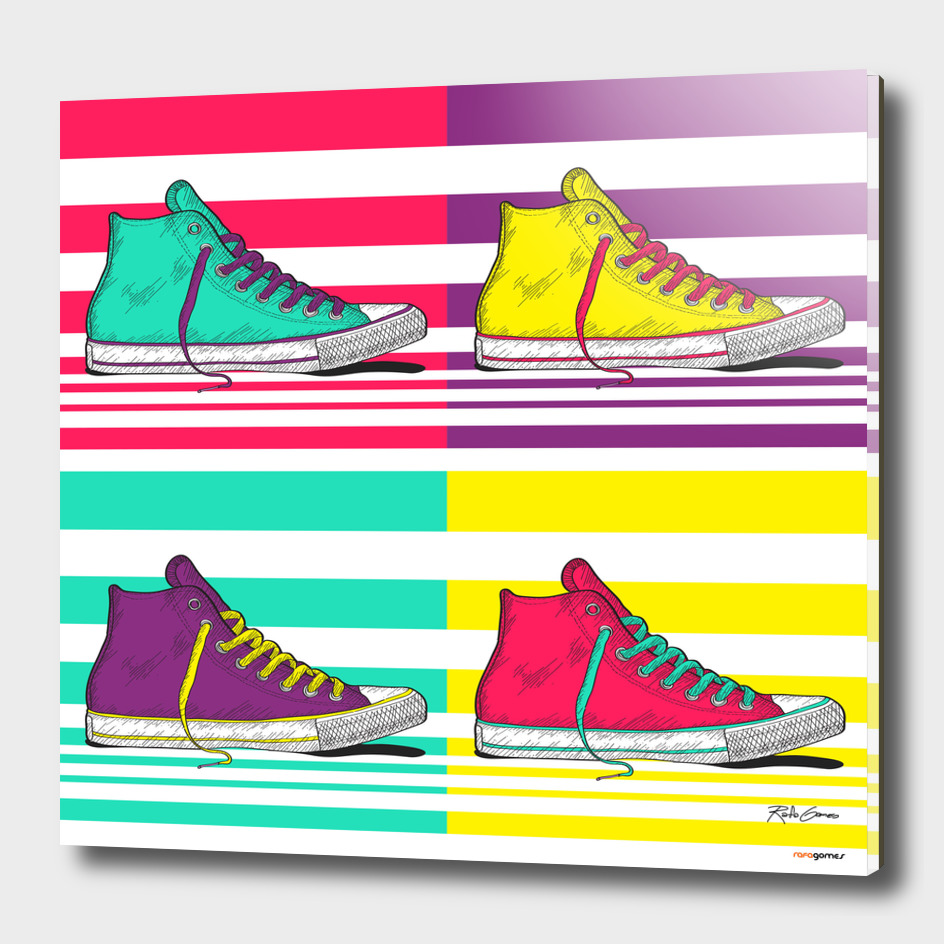 All Star Pop Art