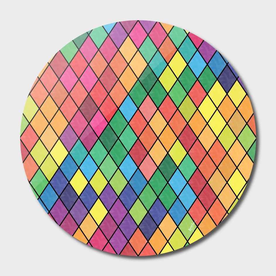 Lovely geometric #11