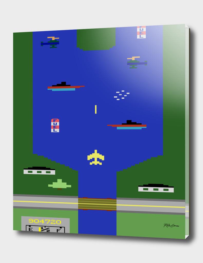 River Raid Atari