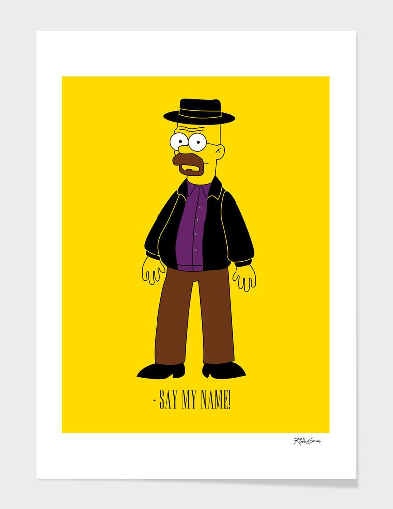 Heisenberg Homer
