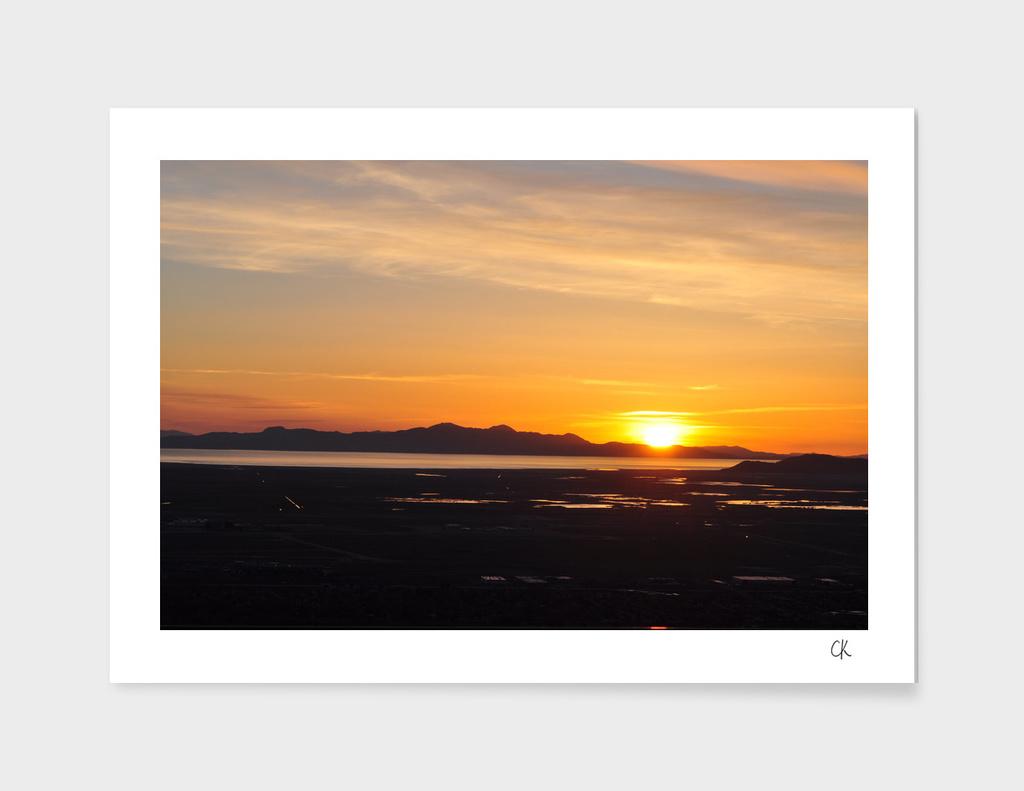 Salted Sunset