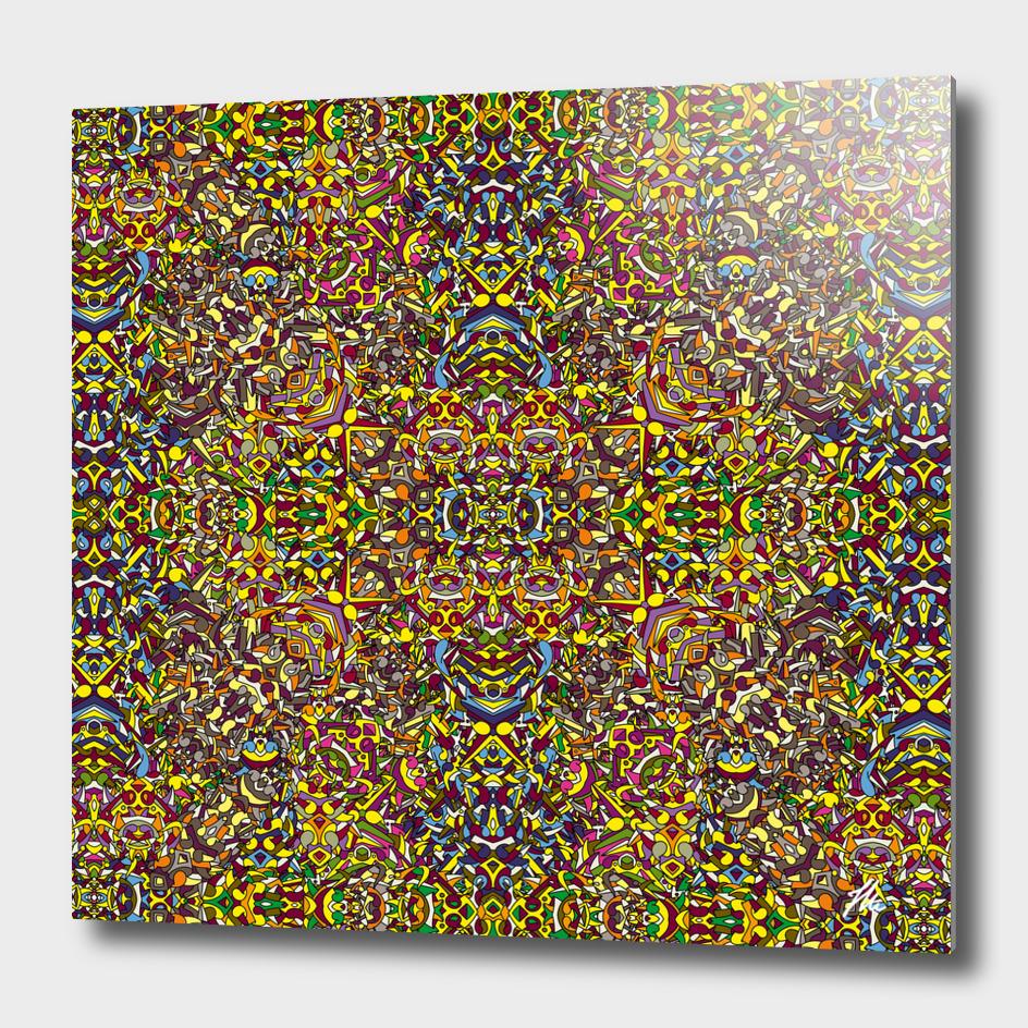 Hypnotizer Mandala by IDRO51