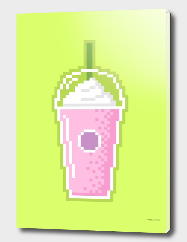 Pixel Milkshake