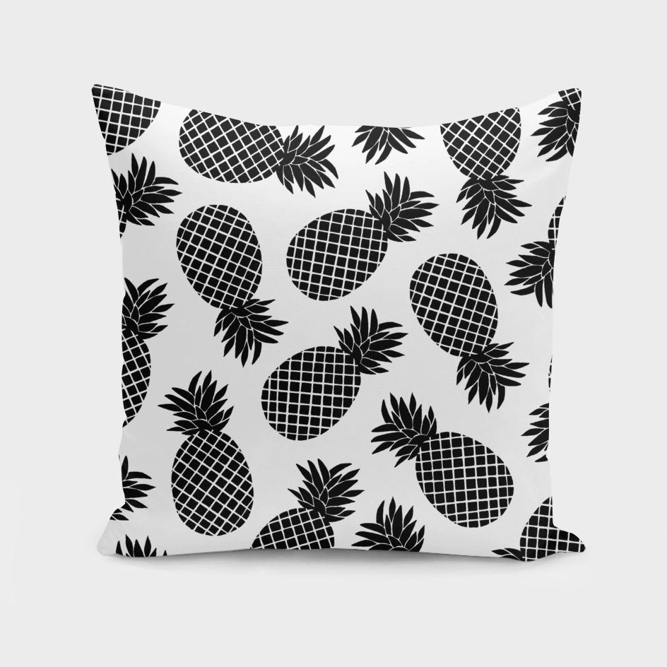 Pineapple In Black