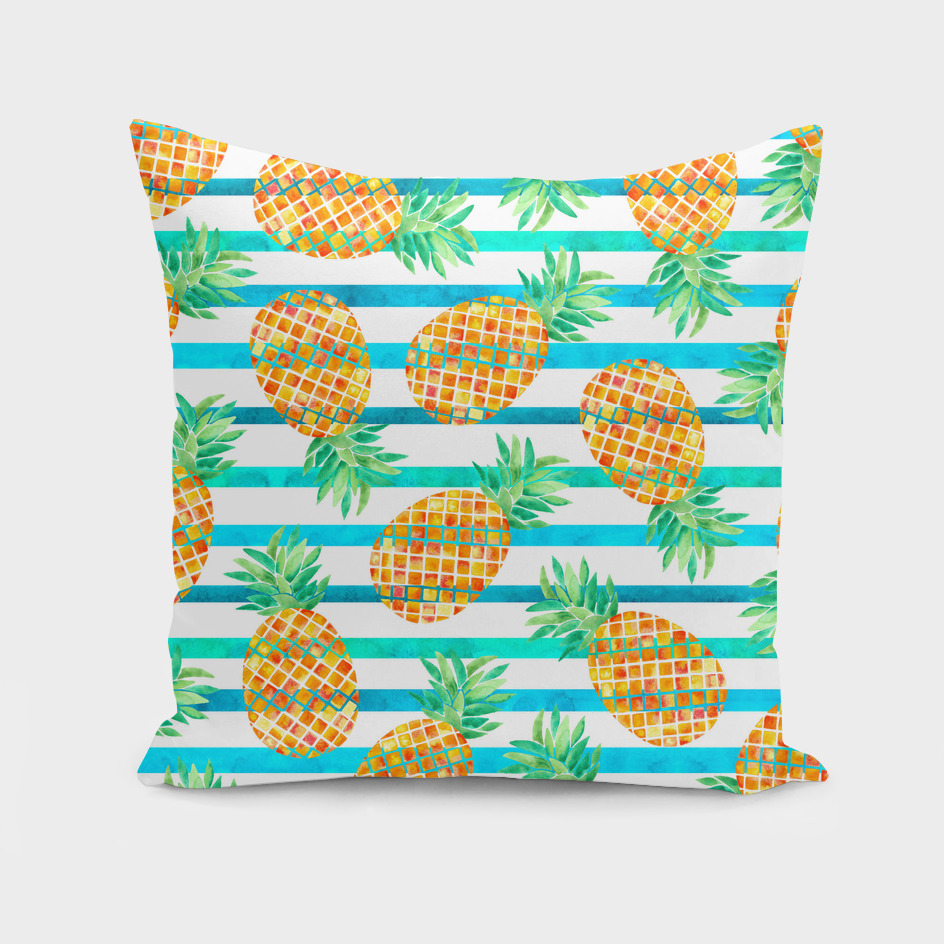 Pineapple Sea Stripes
