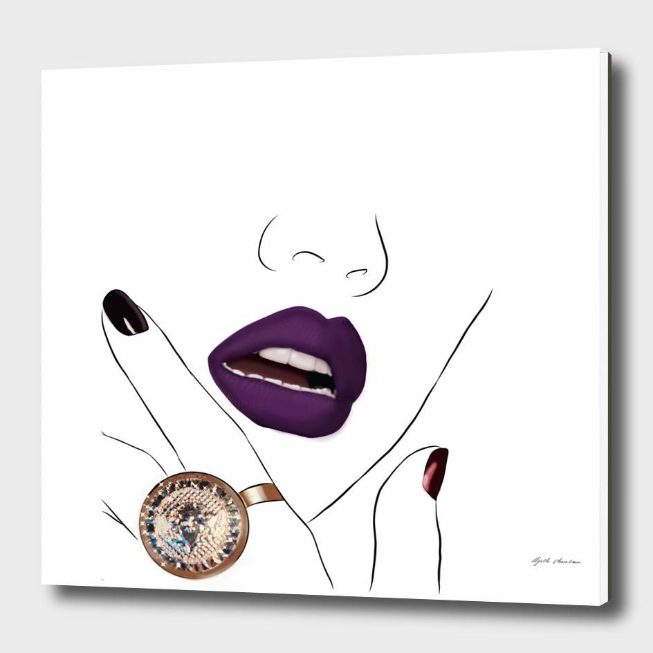 Lips Talk