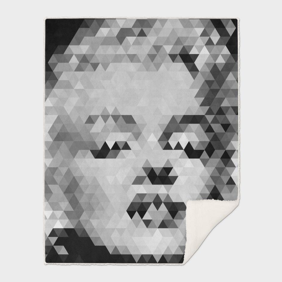 Marilyn Monroe Geometric