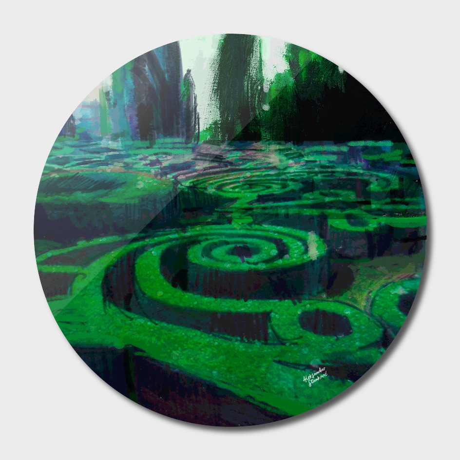 Secret Garden: Labyrinth
