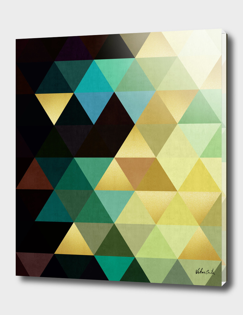 Minimalist and golden triangles II