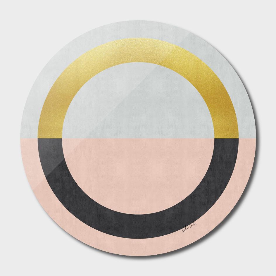 Golden sphere I