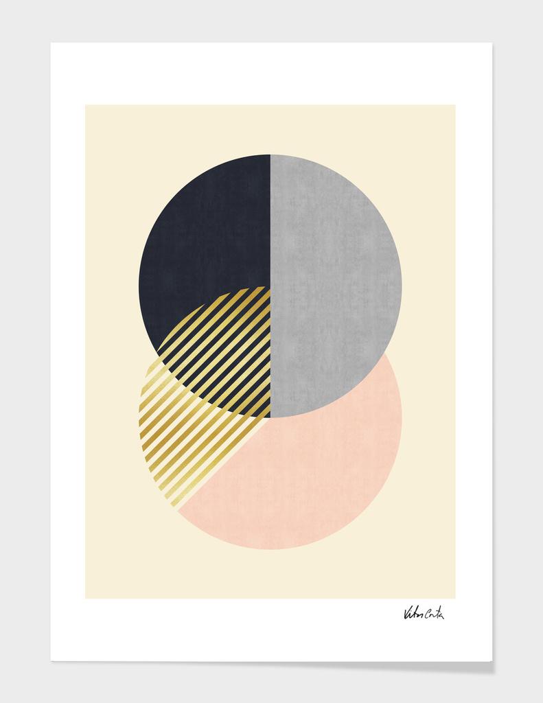 Geometric and golden art II
