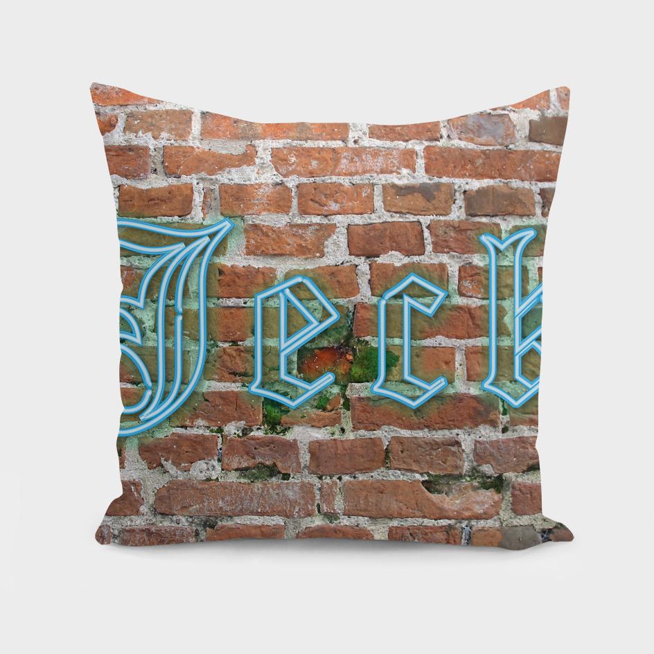 "Jeck - Brick - Blue - Cologne Dialect 4 ""Crazy, Mad, Loco"""
