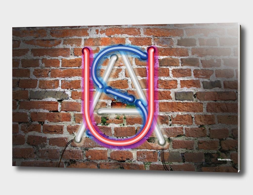 USA - Neon - Brick