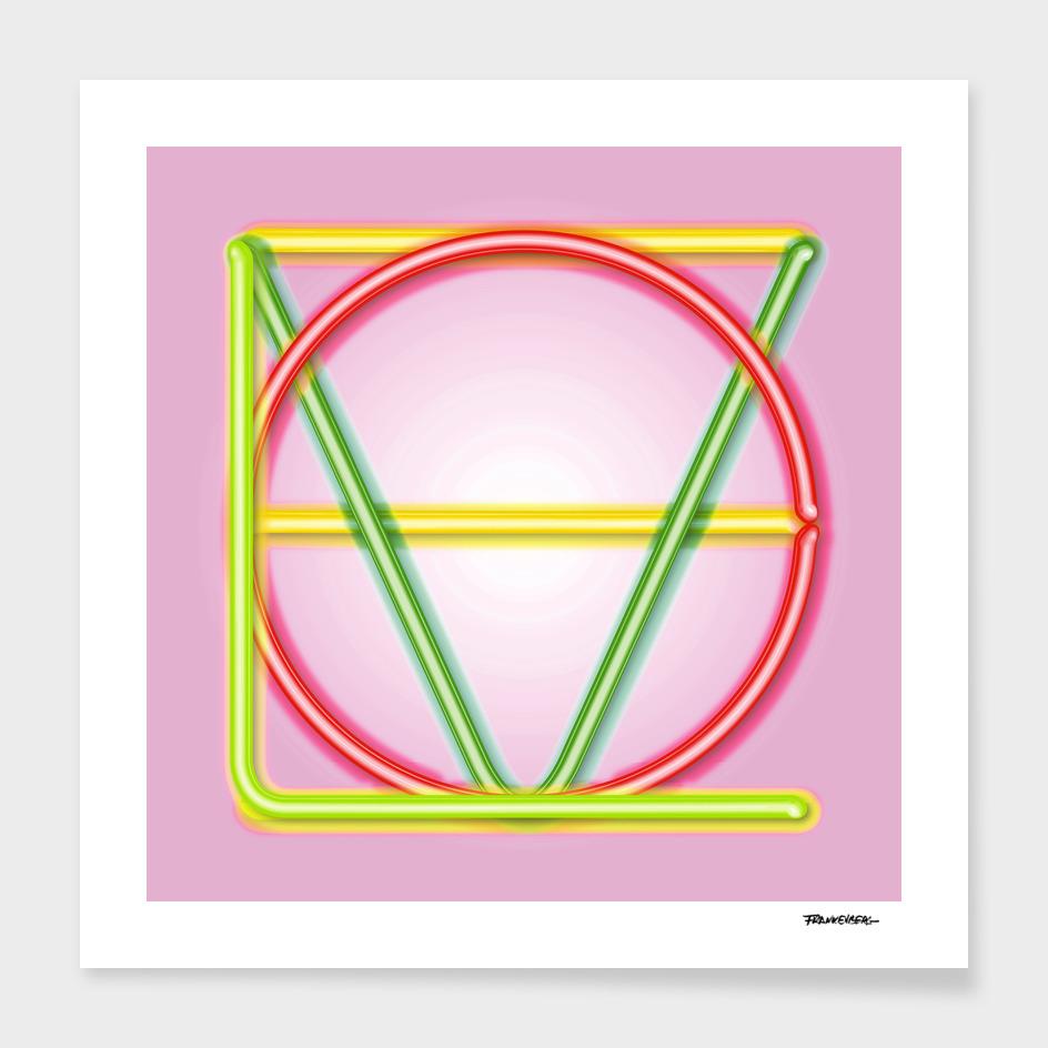 LOVE - Neon - Green