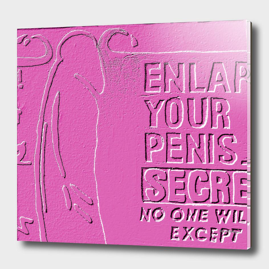 Make my Dick GREAT again - Pink