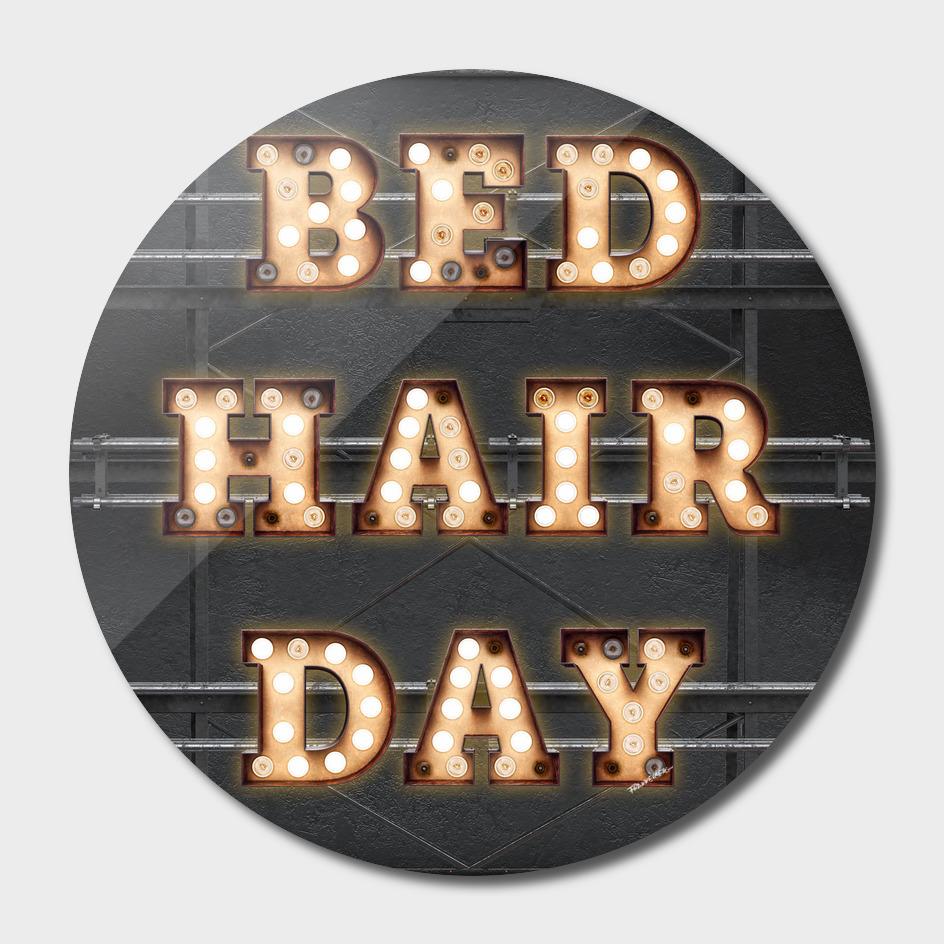 Bed Hair Day - Bulb