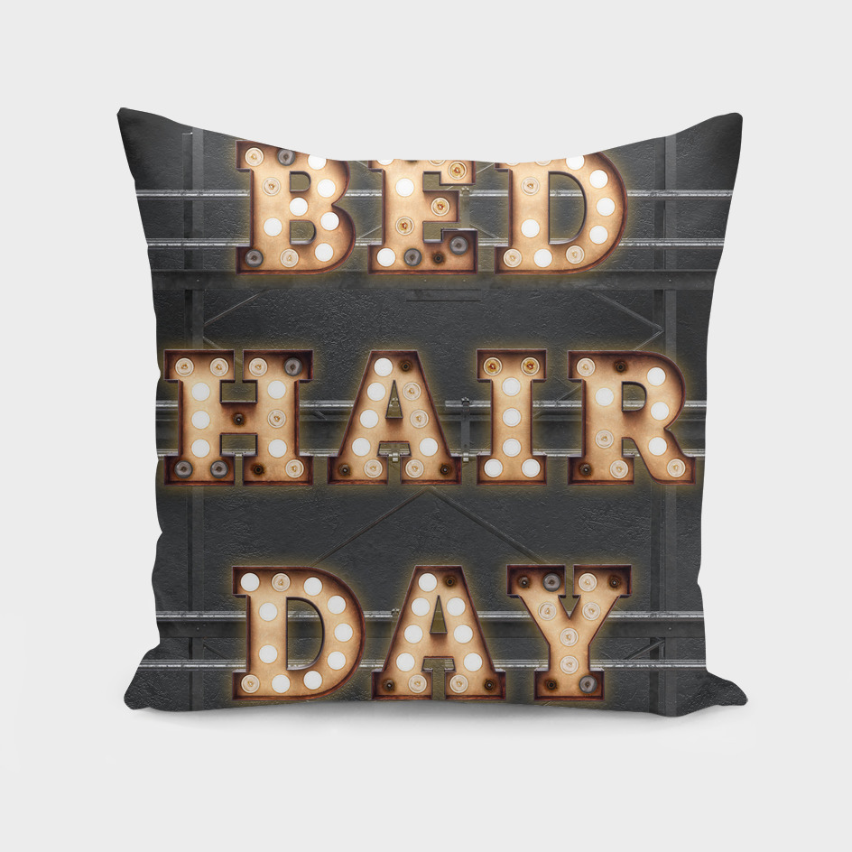 Bed Hair Day - Bulb