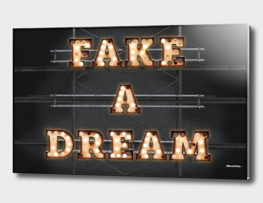 Fake a Dream - Bulb