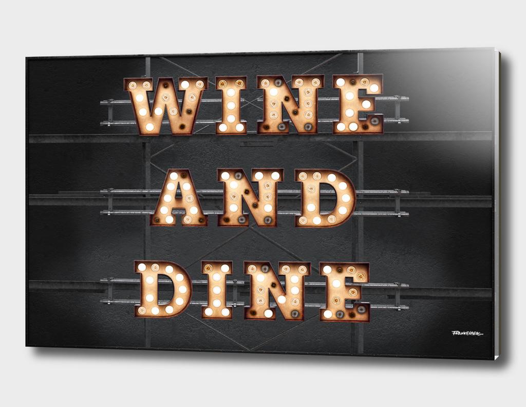 Wine and Dine - Bulb