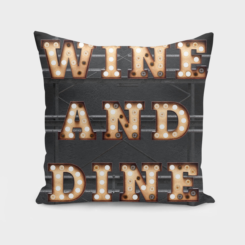 Wine and Dine - Bulb