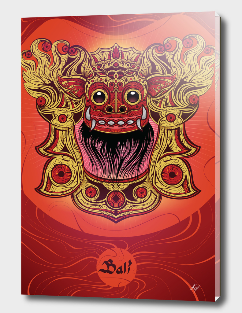 Bali Lion
