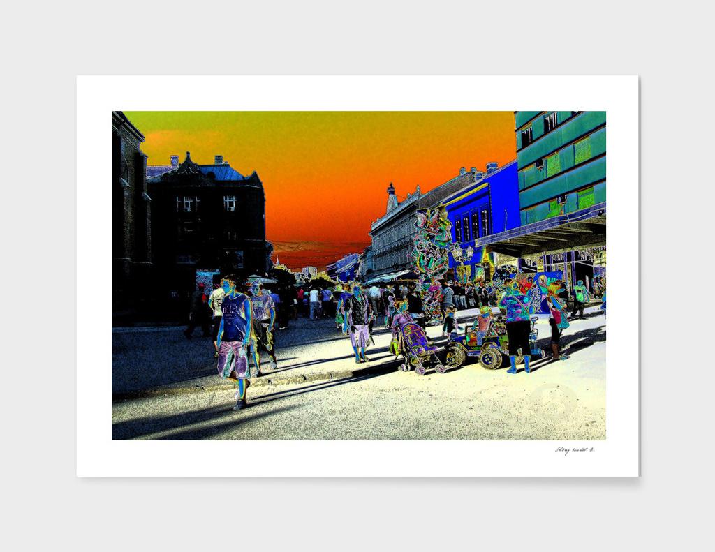 Novi Sad 002-3 digital by Banstolac - Zmaj Jovina street