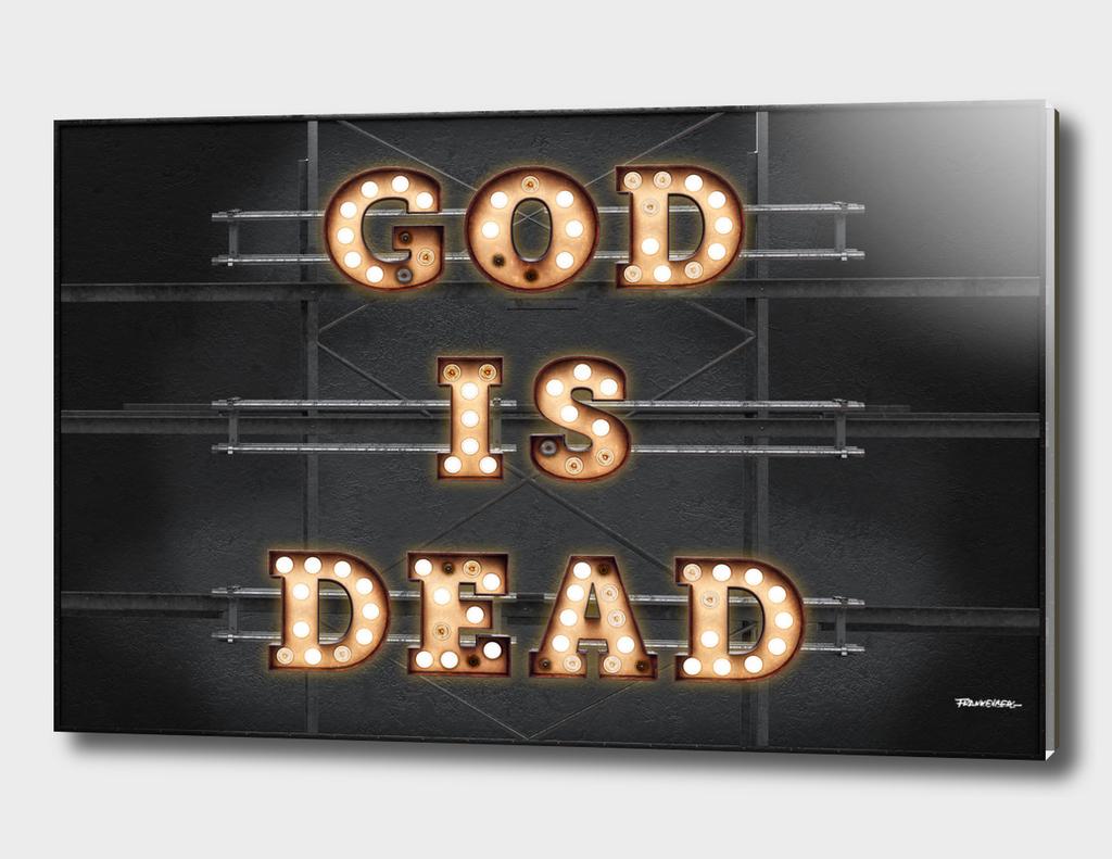 God is Dead - Bulb