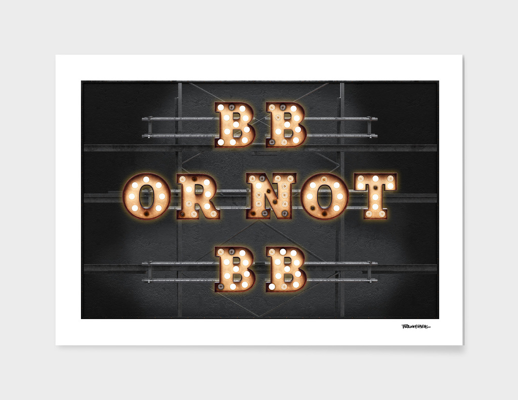 BB or not BB - Bulb