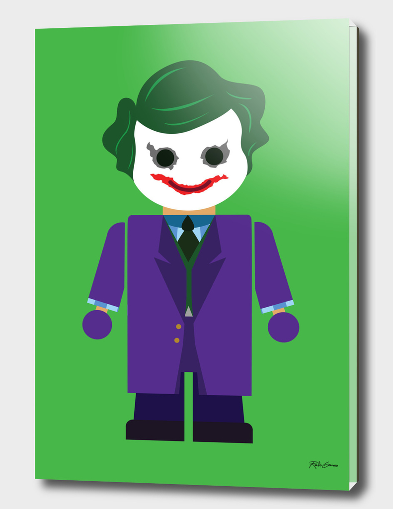 The Joker Toy