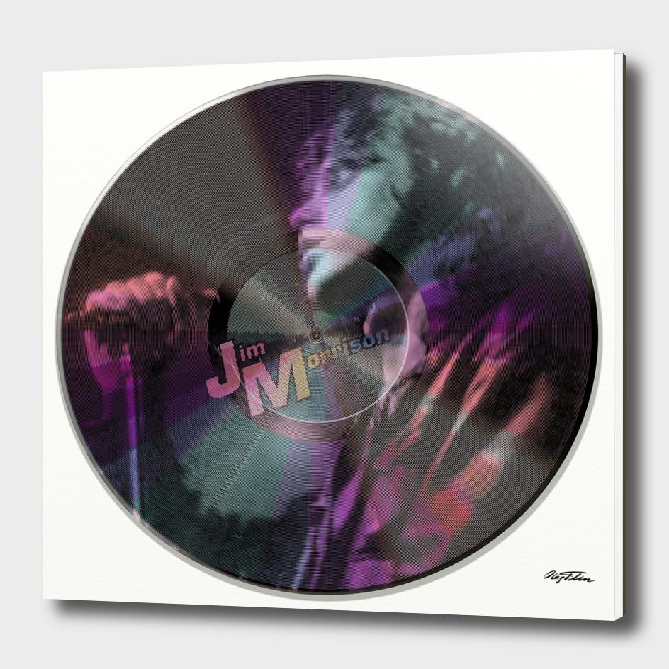 LP series: 'Jim Morrison'
